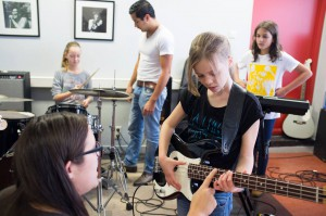 Popband workshop ROCKIT Music scholen bandcoaching Den Haag