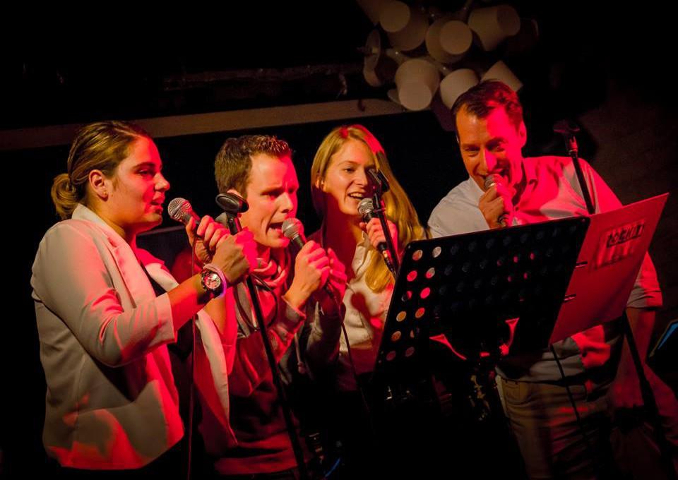 ROCKIT Jamsessie muziek workshop teambuilding bedrijfsfeest