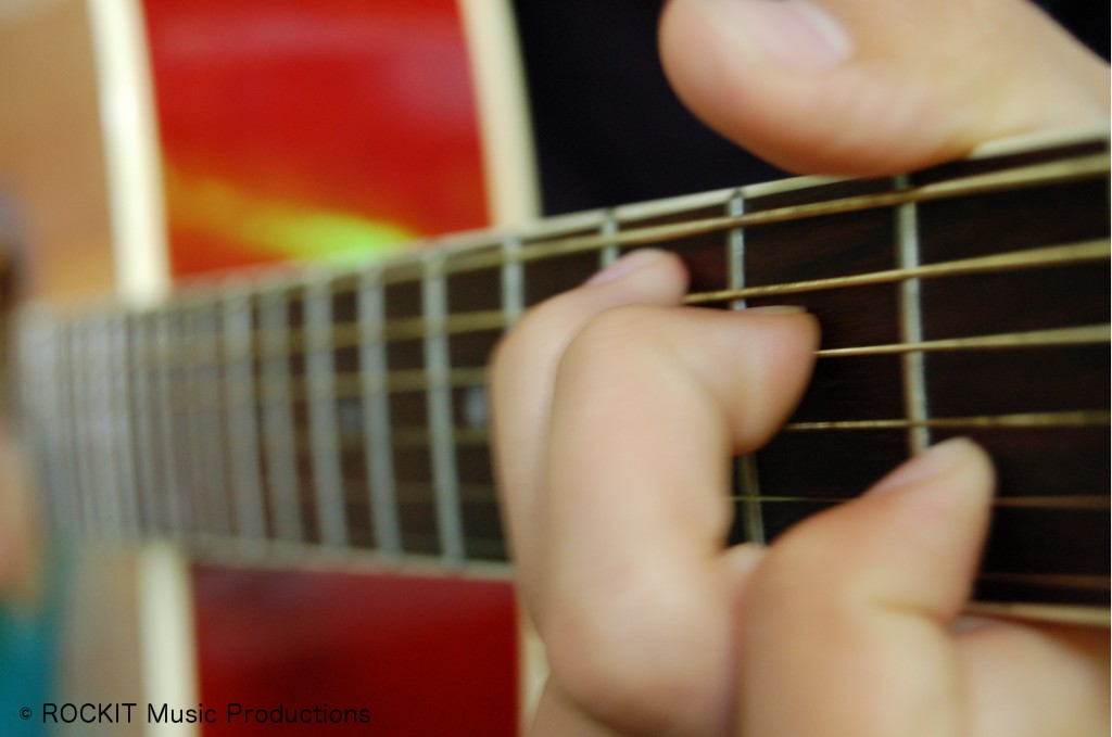 ROCKIT Music Productions muziek workshops op maat