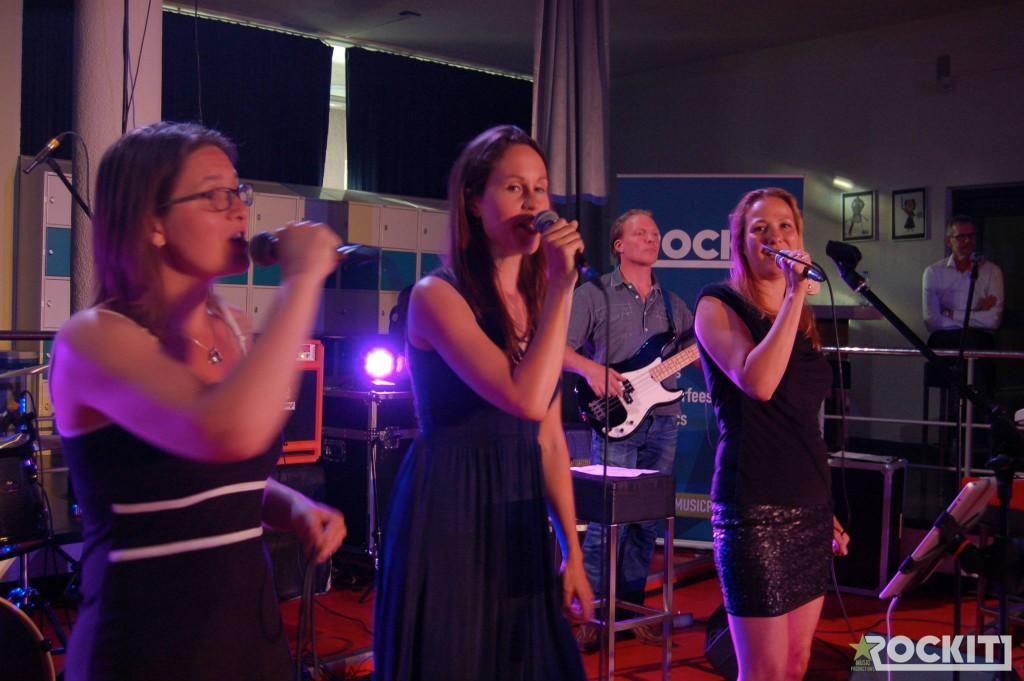 Vocal-group workshop ROCKIT