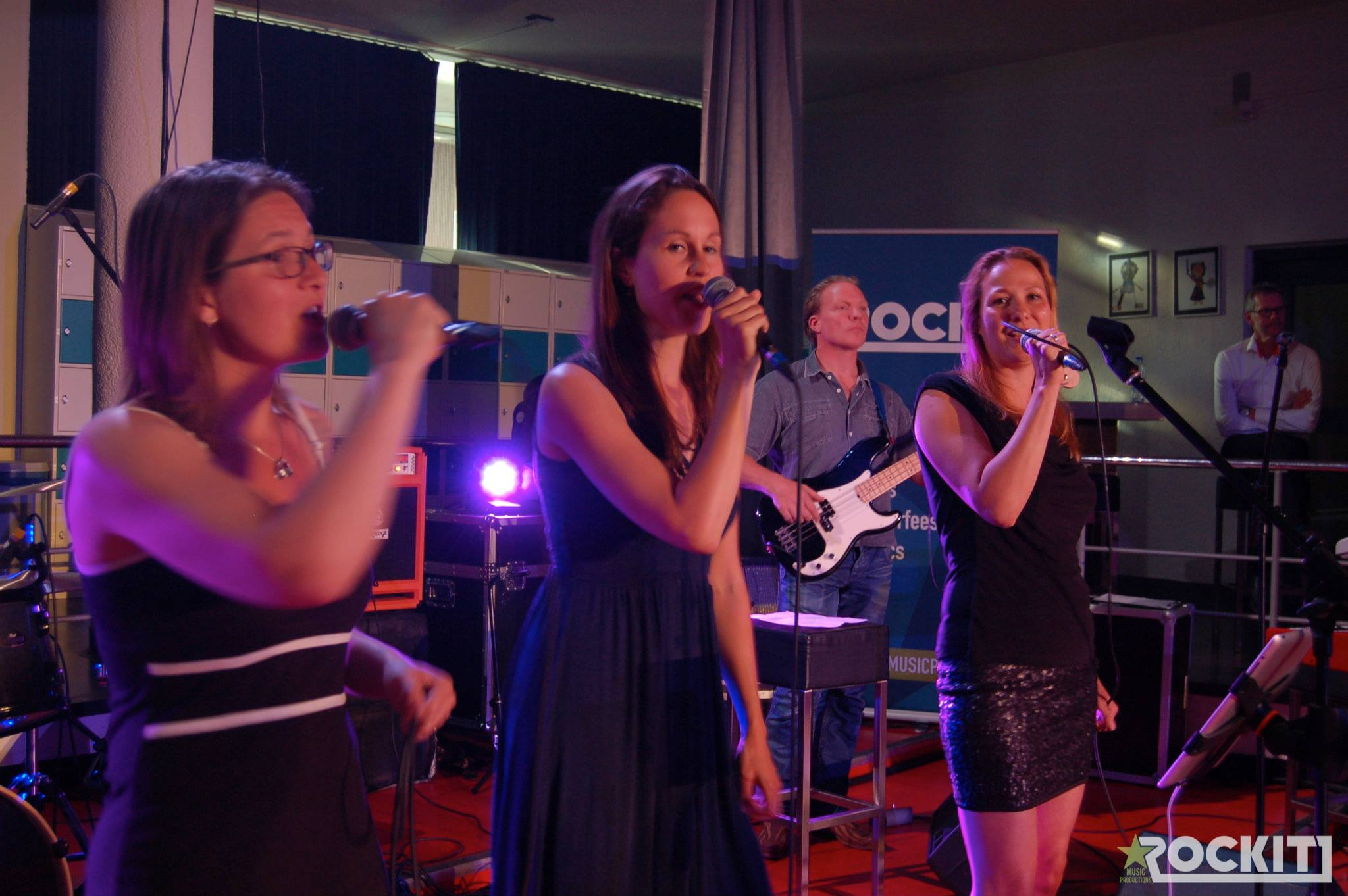 Vocal-group workshop ROCKIT