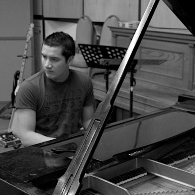 Bas Bergamin Pianoles Den Haag
