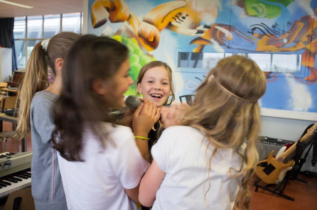 ROCKIT workshops scholen den haag muziekles