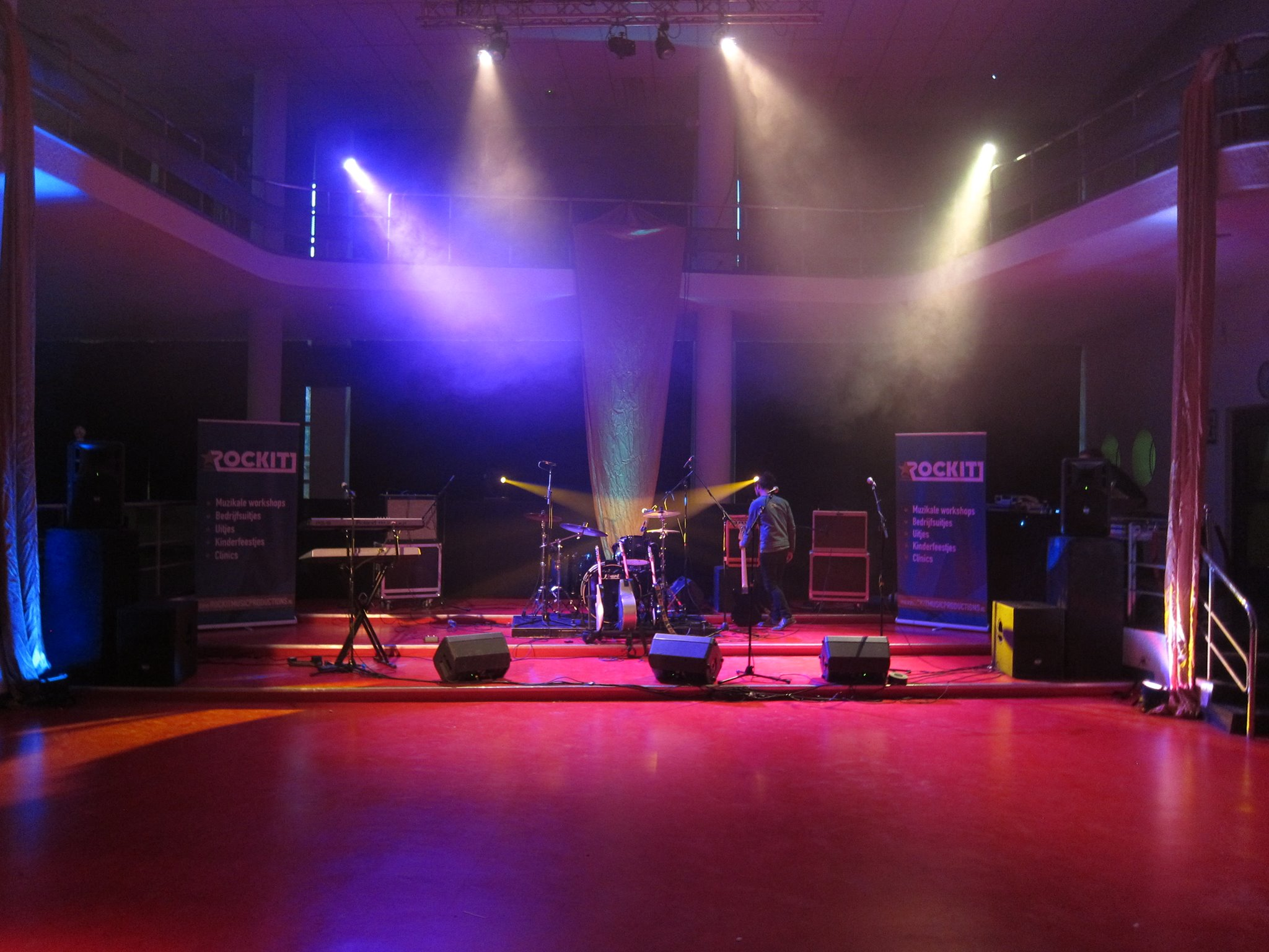 ROCKIT Music Productions evenement organisatie
