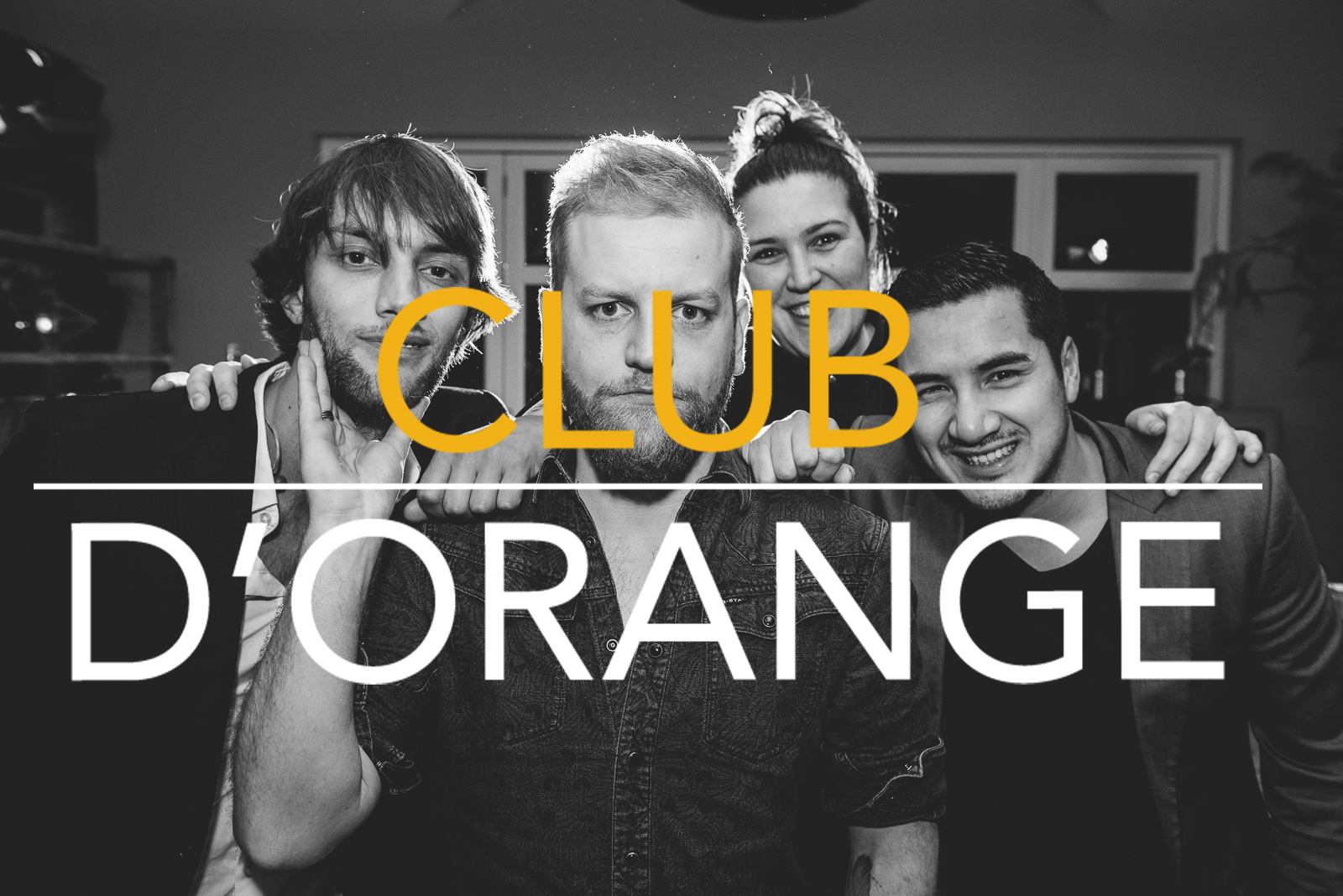 Club d'orange coverband