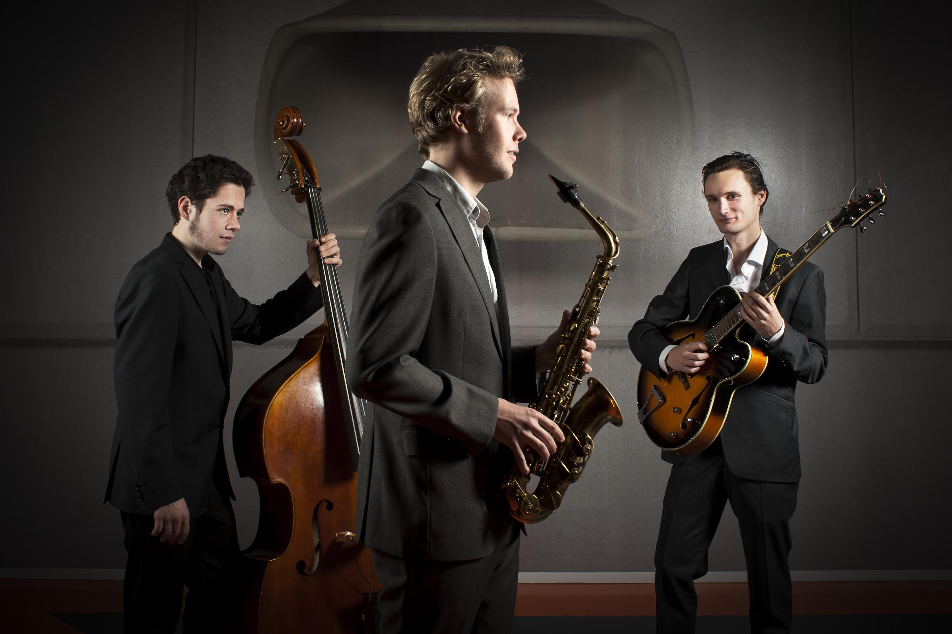 Three of a Kind ROCKI Music Productions