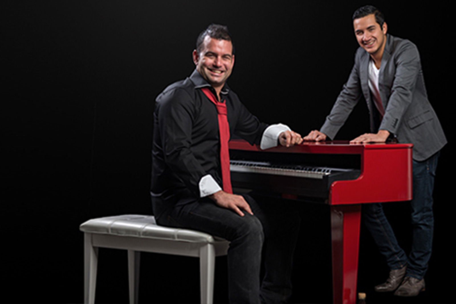 The Red Piano Show