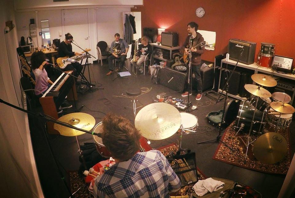 ROCKIT Music Productions Oefenruimte Den Haag