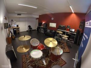 ROCKIT Music Studio K.02 oefenruimte Den Haag lesruimte