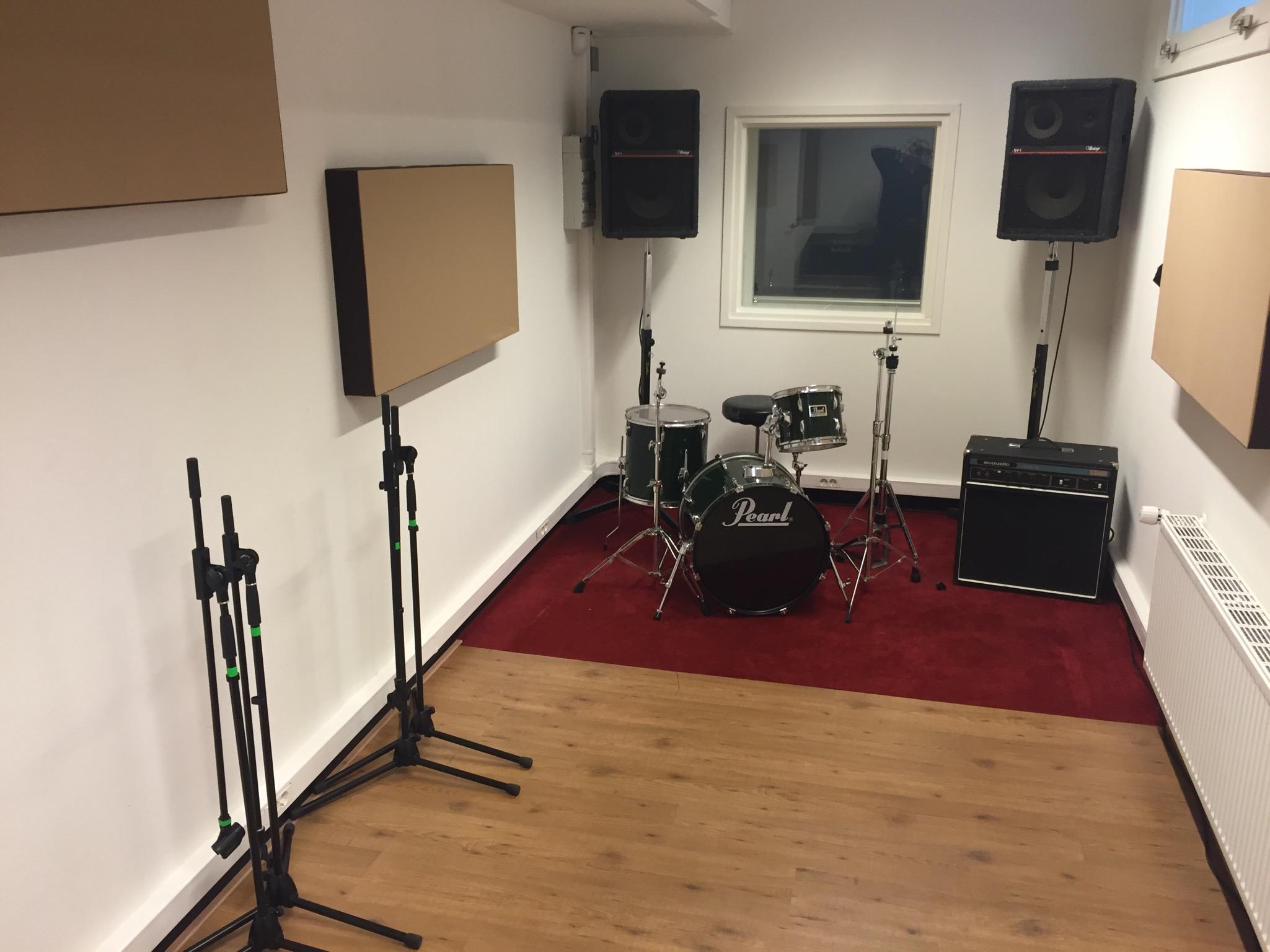 ROCKIT Music Studio's - fijne oefenruimte Den Haag
