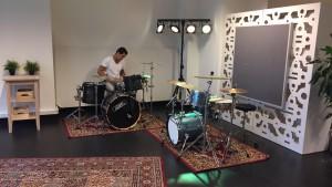 Grote oefenruimte huren in Den Haag ROCKIT Music Studio's