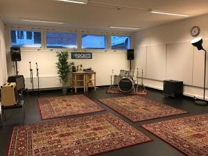 Oefenruimte huren Den Haag escamp