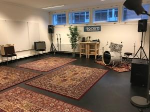 Oefenruimte huren Den Haag Escamp repetitie ruimte