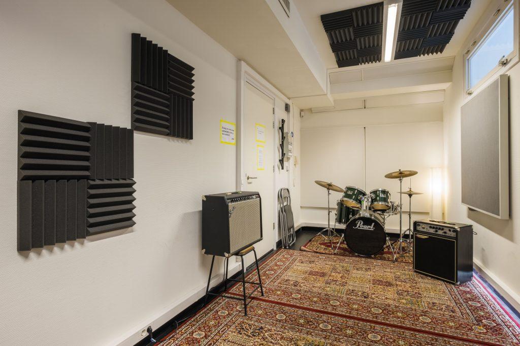 oefenruimte Den Haag ROCKIT Music Studio K.07