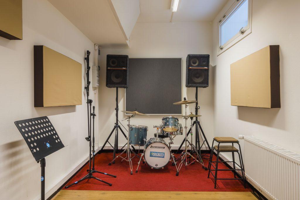 oefenruimte Den Haag ROCKIT Music Studio K.09
